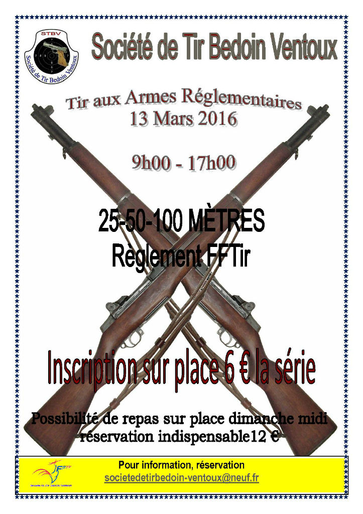 Concours TAR 2016