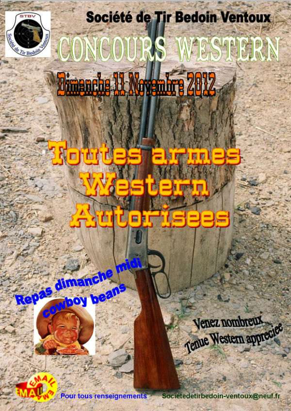 Western Bedoin Concours 2012